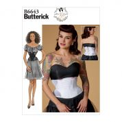 Butterick Sewing Pattern 6643