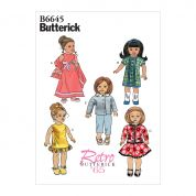 Butterick Sewing Pattern 6645
