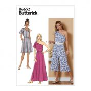 Butterick Sewing Pattern 6652