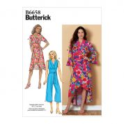 Butterick Sewing Pattern 6658