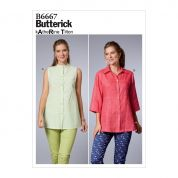Butterick Sewing Pattern 6667