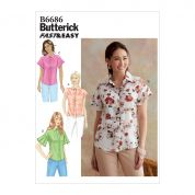 Butterick Sewing Pattern 6686