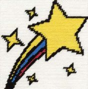 DMC Childrens Beginner Tapestry Kit Shooting Star