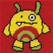 DMC Childrens Beginner Tapestry Kit Patch