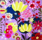 DMC Tapestry Kit Darling buds