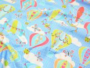 Timeless Treasures Balloons Quilting Fabric
