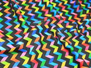 Timeless Treasures Zig Zag Quilting Fabric