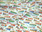 Timeless Treasures Russian Dolls Quilting Fabric
