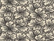 Timeless Treasures Packed Leaf Poplin Quilting Fabric