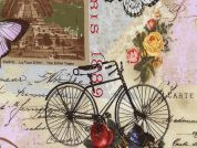 Timeless Treasures Paris Poplin Quilting Fabric