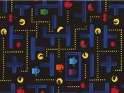 Timeless Treasures Pocket Arcade Poplin Quilting Fabric