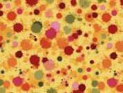 Timeless Treasures Splatter Spots Poplin Quilting Fabric