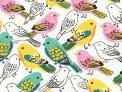 Timeless Treasures Songbird Poplin Quilting Fabric