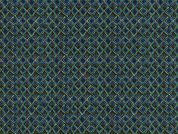 Timeless Treasures Diamond Geo Poplin Quilting Fabric