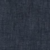 Robert Kaufman Cotton Linen Chambray Denim Dress Fabric  Indigo