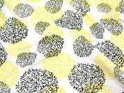 Timeless Treasures Leaf Circles Quilting Fabric