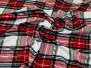 Brushed Cotton Flannel Fabric  Multicoloured