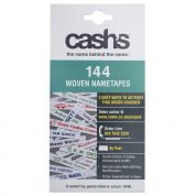 Cash Woven Personalised Nametapes