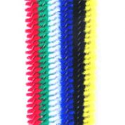 Impex Straight Chenille Pipe Cleaners  Assorted Colours