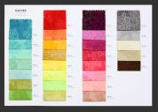 Art Gallery Fabrics Nature Elements Shade Card