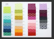 Art Gallery Fabrics Oval Elements Shade Card