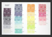 Art Gallery Fabrics Squared Elements Shade Card