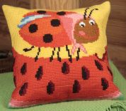 Collection dArt Cross Stitch Cushion Kit Miss Pott
