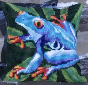 Collection dArt Cross Stitch Cushion Kit Heavenly