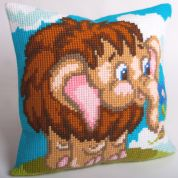 Collection dArt Cross Stitch Cushion Kit Harry