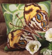Collection dArt Cross Stitch Cushion Kit Mystery
