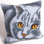 Collection dArt Cross Stitch Cushion Kit Persian