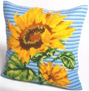 Collection dArt Cross Stitch Cushion Kit Zenith