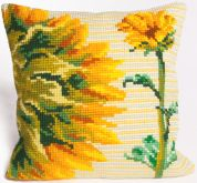 Collection dArt Cross Stitch Cushion Kit Dawn