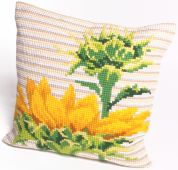 Collection dArt Cross Stitch Cushion Kit Afternoon