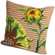 Collection dArt Cross Stitch Cushion Kit Sleeping