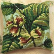 Collection dArt Cross Stitch Cushion Kit Hazelwood