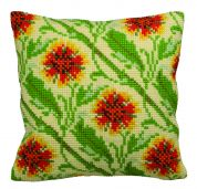 Collection dArt Cross Stitch Cushion Kit Myrtle Right