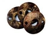 Craft Factory Natural Wood Craft Beads