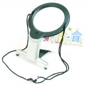 Purelite Energy Saving 2 in 1 Illuminated Hands Free Craft Magnifier Light Lamp