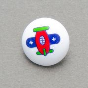 Round Childrens Buttons