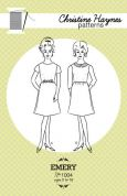 Christine Haynes Ladies Sewing Pattern 1004 Emery Dress