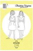 Christine Haynes Ladies Sewing Pattern 1006 Sylvie Dress