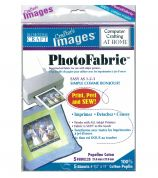 Crafters Images Cotton Twill Photo Fabric