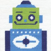 DMC Childrens Beginner Tapestry Kit Robot
