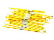 Childrens Plastic Knitting Needles