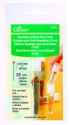 Clover Stacking Quilting Pins Fine