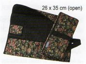 Clover Tapestry Knitting Needle Case Mini