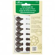 Clover Tatting Picot Gauge Set