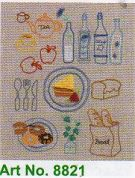 Clover Hand Embroidery Pattern Kitchen Designs