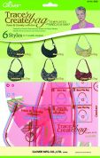 Clover Trace n Create Bag Template Sewing Patterns Town & Country